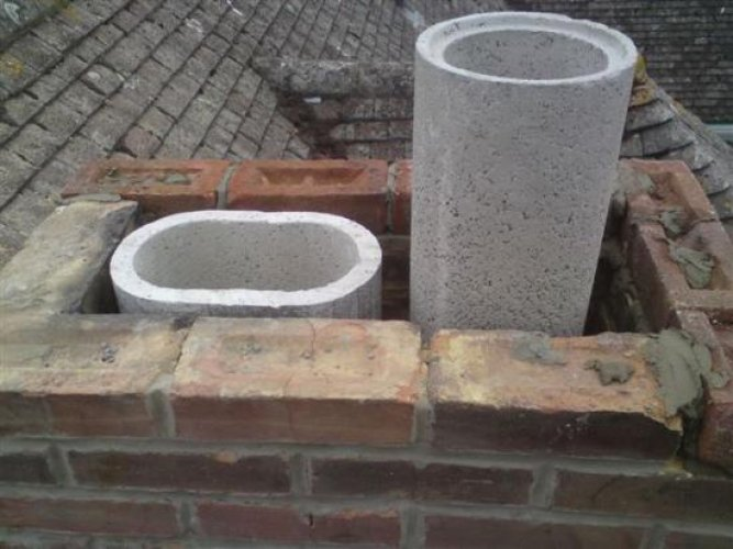 Chimney Liners For Wood Burning Stoves