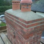 chimney construction in romsey