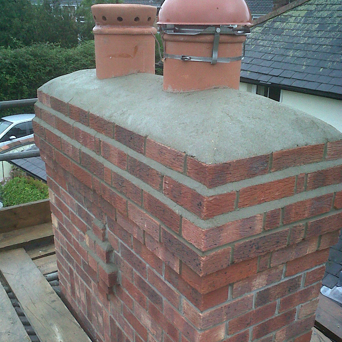 Winchester Chimney Services: Lining, Repairs, Construction, Maintenance