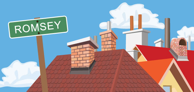 romsey chimney services