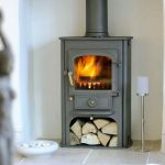 wood burning stove installation romsey