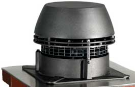 chimney extractor fans berkshire
