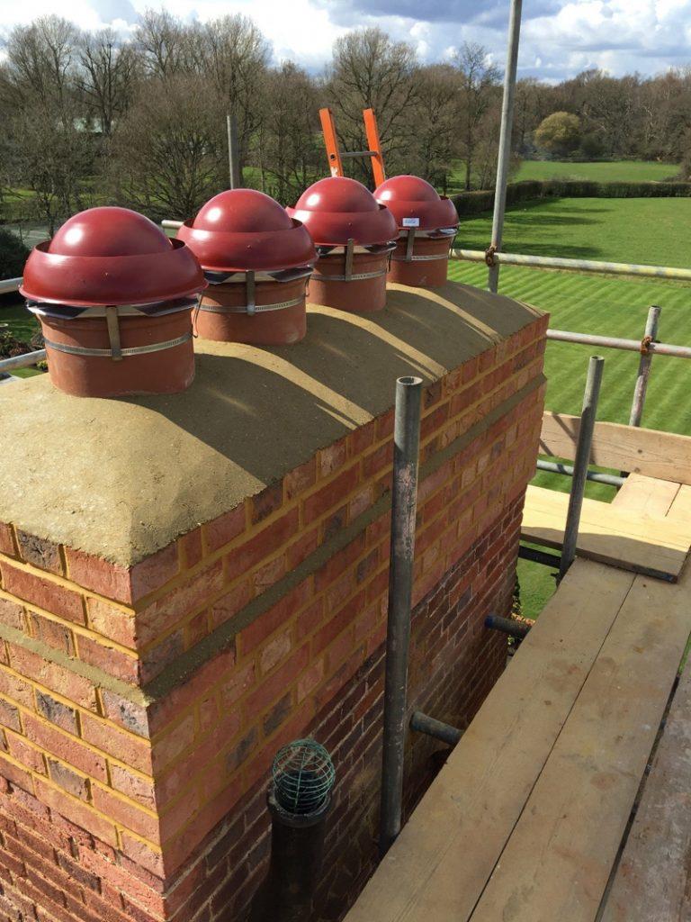 Chimney Stack Repairs Billing Chimneys