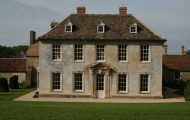 Shanks House - winner of the Restoration of a Georgian Country House award 2015