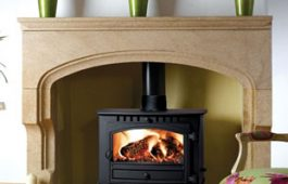 Hunter Herald 14 Wood Burning Stove