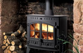 Hunter Herald 80b Wood Burning Stove