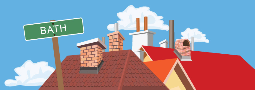 chimney services bath