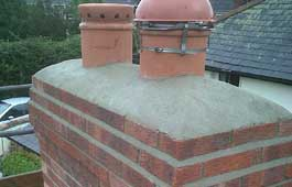 chimney construction in basingstoke