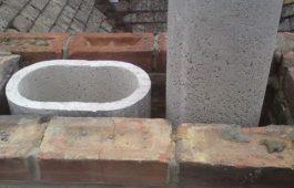 chimney liner installation bath