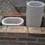 oval and round liners puimice Fareham