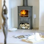 wood burning install 5 Romsey