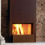 wood burning install 3 Basingstoke