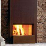 wood burning install 3 Dorchester