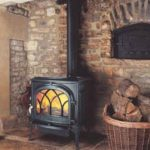 wood burning install 2 Romsey